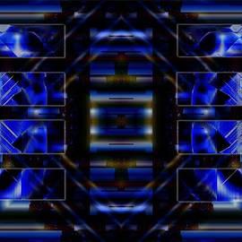 Mario Carini - Interior of the Black Machine