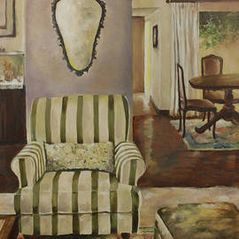 Jolante Hesse - Interior with Chair