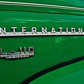 Andy Crawford - International truck