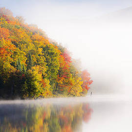 Alan L Graham - Into The Mist