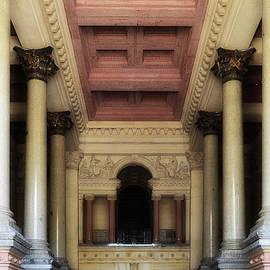 Joseph J Stevens - Philiadelphia City Hall