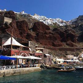 Colette V Hera  Guggenheim  - Ioa Port Greece Santorini Island