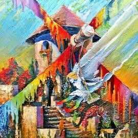 Vladimir Barkov - Iridescent Mill