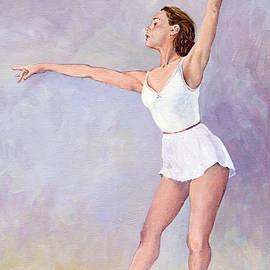 Margaret Merry - Irina in acrylics