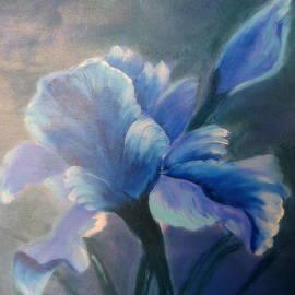 Kay Novy - Iris Blue