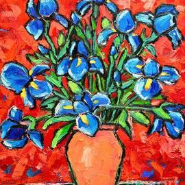 Ana Maria Edulescu - Iris Bouquet
