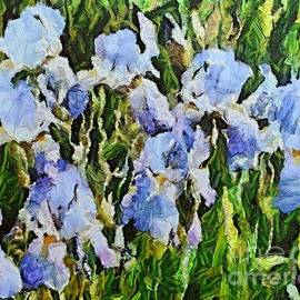 Dragica  Micki Fortuna - Irises