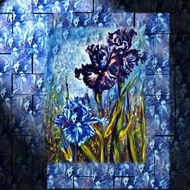 Harsh Malik - Irises Fantasy