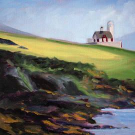Nancy Merkle - Irish Lighthouse