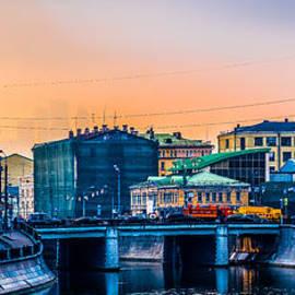 Iron Bridge Panorama