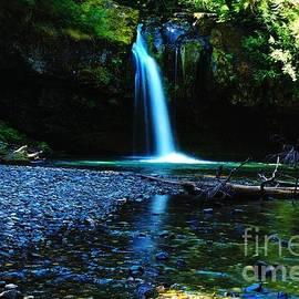 Jeff  Swan - Iron Creek Falls