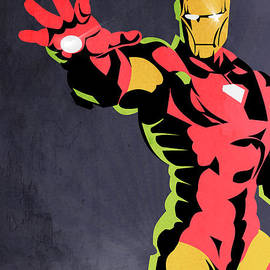 Mark Ashkenazi - Iron Man