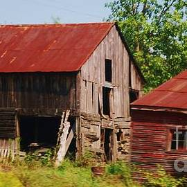 Matthew Dagan - Irony On A Barn