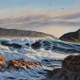 Samuel Earp - Island Bay