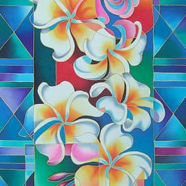 Maria Rova - Island Flowers - Frangipani