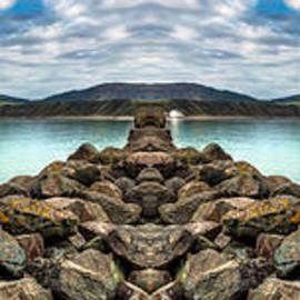 Adrian Evans - Island Rocks
