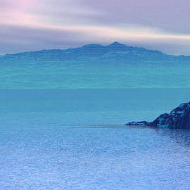 Wayne Bonney - Islands In The Mist