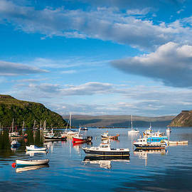 John White - Isle of Skye Portree Bay