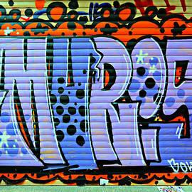 Stephen Stookey - Istanbul Graffiti