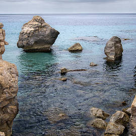 Pedro Cardona - It Rocks 1 - Close to son bou beach and san tomas beach menorca scupted rocks and turquoise water