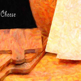 Tommy Hammarsten - Italian cheeses and cutting boards