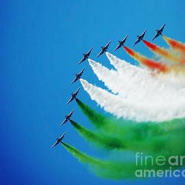 Stefano Senise - Italian Frecce Tricolori Aerobatics Team