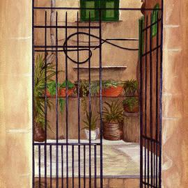 Nan Wright - Italian Gate