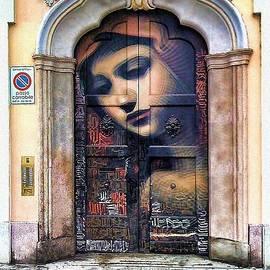 Nicholas Romano - Italian Mary Door