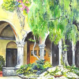 Carol Wisniewski - Italian Villa