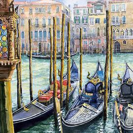 Yuriy Shevchuk - Italy Venice Lamp