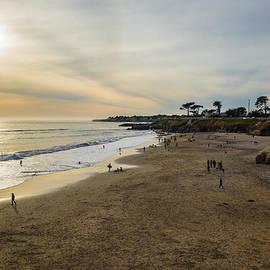 Priya Ghose - Its Beach Afternoon In Santa Cruz