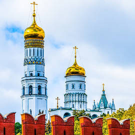 Alexander Senin - Ivan The Great Bell Tower