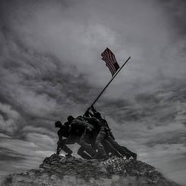 Larry  Depee - Iwo Jima