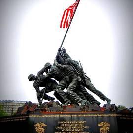 Ed Weidman - Iwo Jima Memorial