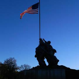 Emmy Marie Vickers - Iwo Jima Memorial
