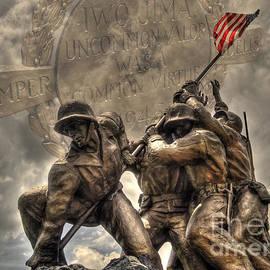 Timothy Lowry - Iwo Jima