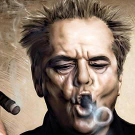Andrzej Szczerski - Jack Nicholson