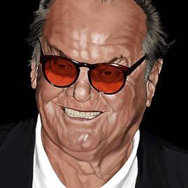 Brien Miller - Jack Nicholson