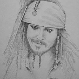 Catherine Howley - Jack Sparrow