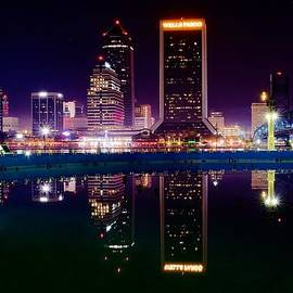Frozen in Time Fine Art Photography - Jacksonville Reflects