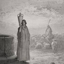 Gustave Dore - Jacob Keeping Laban