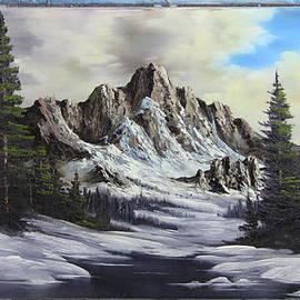 Kevin Hill - Jagged Peaks