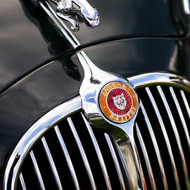 Tim Gainey - Jaguar 3 4 litre Classic Car