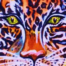 Ellen Levinson - Jaguar Eyes-