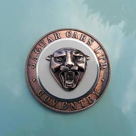 Cheryl Hoyle - Jaguar Hood Emblem