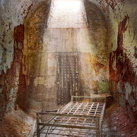 Mike Savad - Jail - Eastern State Penitentiary - 50 years to life