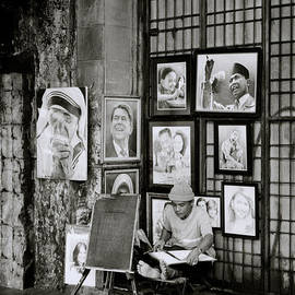 Shaun Higson - Jakarta Street Artist