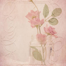 Sandra Foster - Jam Jar Roses
