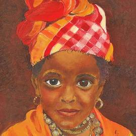 ELARUE Erma Bonner- Platte - Jamaican Baby