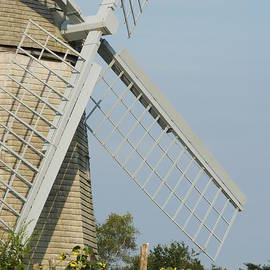 Anna Lisa Yoder - Jamestown Windmill -- Rhode Island